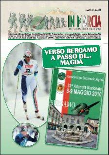 Verso Bergamo a passo di ...Magda