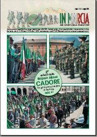 2° raduno della Brigata Alpina Cadore